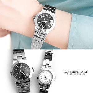 Valentino范倫鐵諾波浪紋對錶