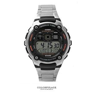 CASIO卡西歐仿儀表板腕錶