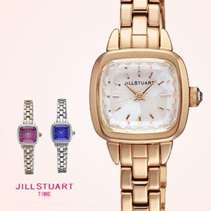 JILLSTUART小方形鐵錶