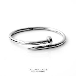 CHARMS  螺絲釘款手環