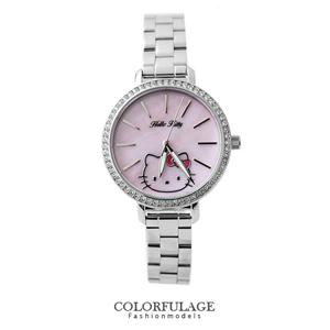 粉色系Hello Kitty凱蒂貓腕錶