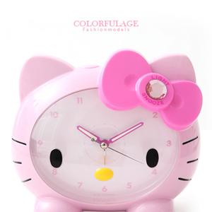 Hello Kitty凱蒂貓大頭造型鬧鐘