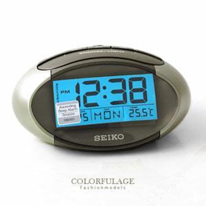 SEIKO精工Digital數位電子鬧鐘