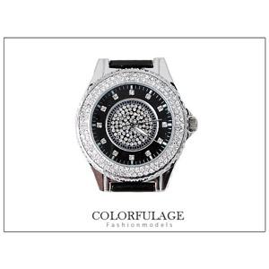 Valentino范倫鐵諾滿天星鑽錶
