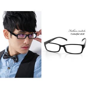 窄版簡約素面眼鏡框