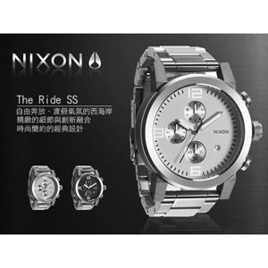 NIXON手錶 防水百米巨型