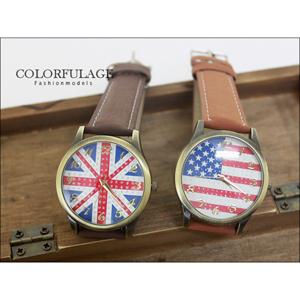 復刻獨特英倫國旗手錶