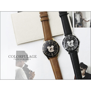 暴力熊Beatify韓國品牌 皮手錶