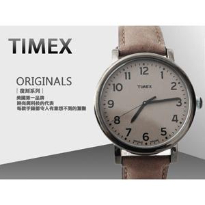 TIMEX手錶 簡約手錶