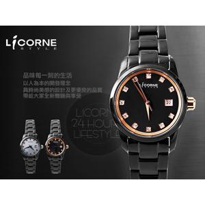 LICORNE手錶 珍珠貝錶盤
