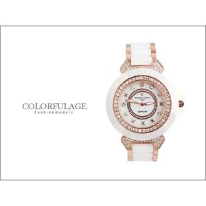 Valentino范倫鐵諾珍珠貝腕錶