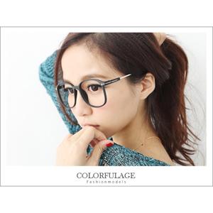 韓流Style金屬腳架眼鏡框