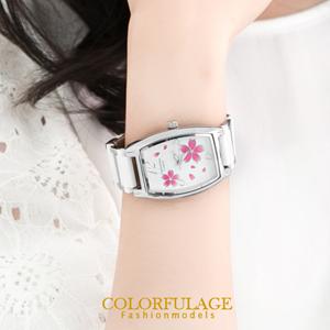 范倫鐵諾Valentino櫻花手錶