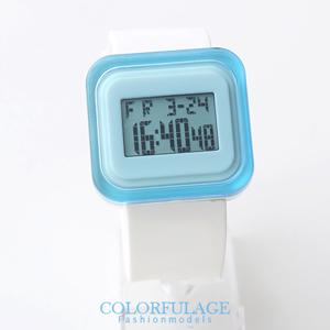 潮流大錶殼多功能電子錶
