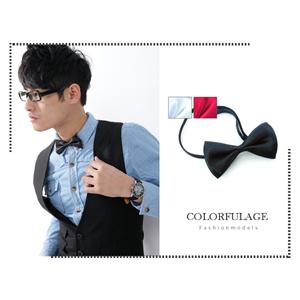 質感搭配西裝紳士風格領帶.領結