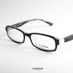 中性綴金屬鏡方框光學眼鏡