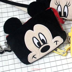 正版迪士尼Disney系列斜背包