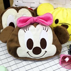 正版迪士尼Disney絨毛束口袋