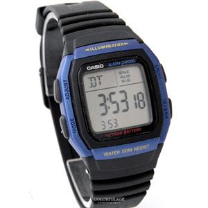 CASIO卡西歐前衛方型電子錶