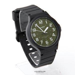CASIO卡西歐清晰數字夜光手錶