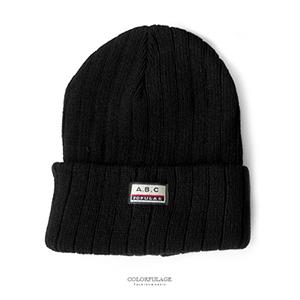 毛帽 秋冬保暖素面毛帽