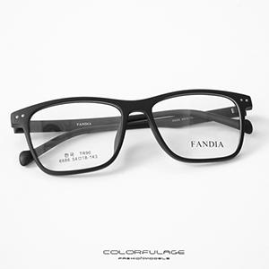 光學眼鏡 超輕量方型膠框