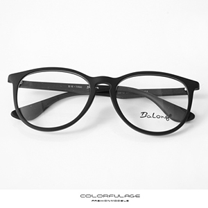 光學眼鏡 文青風格霧面鏡框