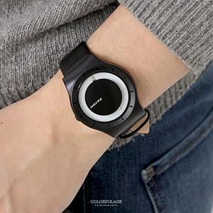 手錶 簡約無數字設計腕錶