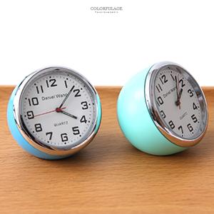 時鐘 繽紛小巧實用指針座鐘
