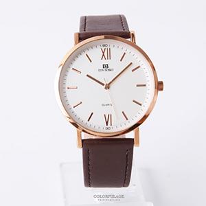 手錶 DON BOSCO羅馬數字錶