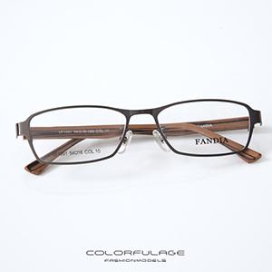 光學眼鏡 日系細版金屬鏡框