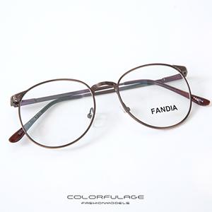 光學眼鏡 金屬圓框細架鏡框