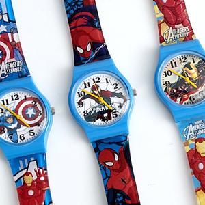 迪士尼兒童錶 復仇者聯盟