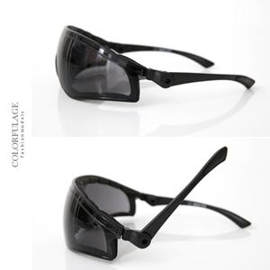 舒適軟鼻墊活動式鏡架墨鏡