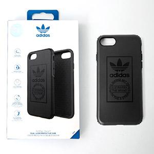 iPhone 7 愛迪達黑色手機殼