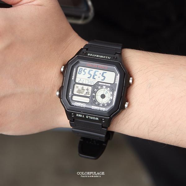 Casio電子錶